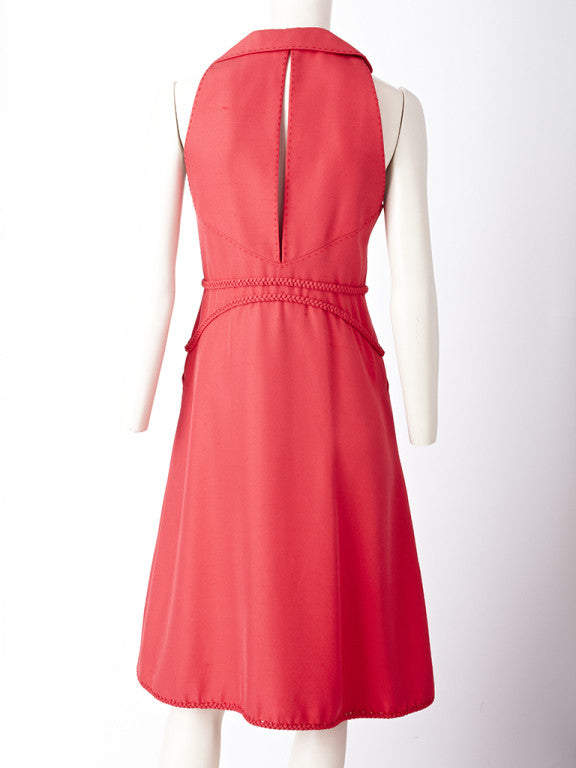 Chado Ralph Rucci Day Dress