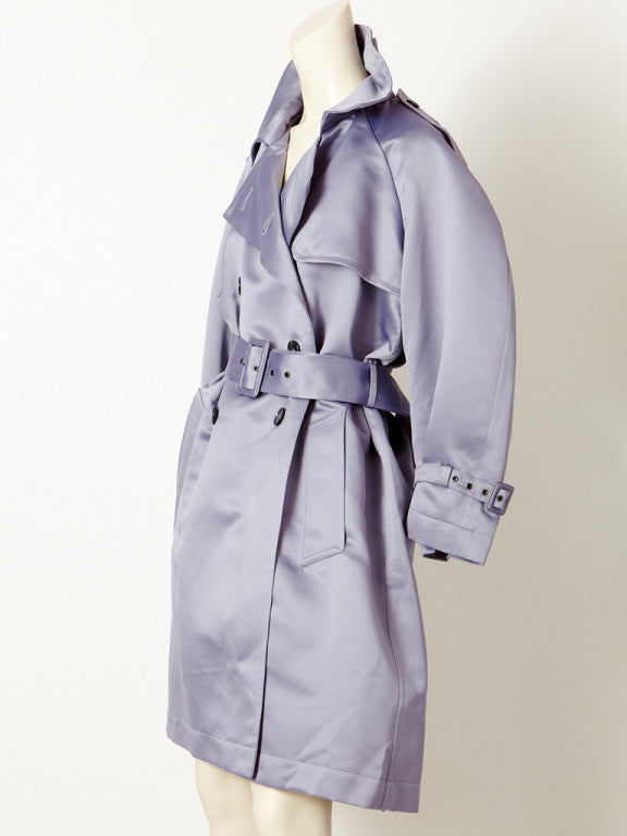 YSL Classic Trench