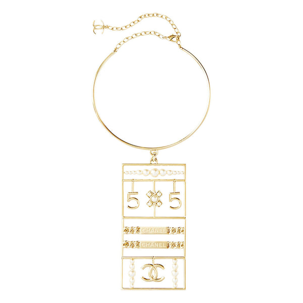 Chanel Number 5 Pendant