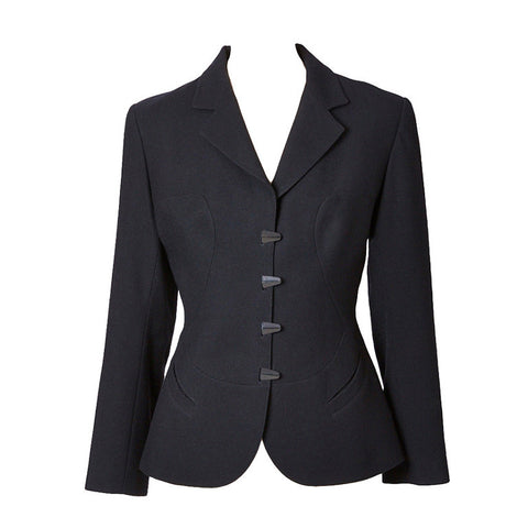 Alaia Fitted Wool Jacket