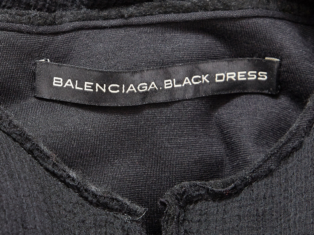 Balenciaga Little Black Dress