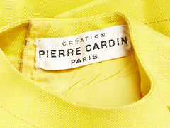 Pierre Cardin Linen Shift 1960's