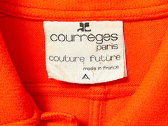 Courrèges Wool Coat