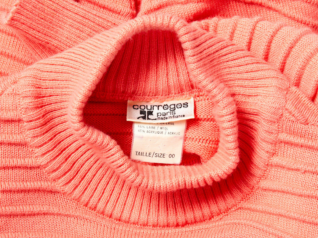 Courreges Turtleneck Sweater