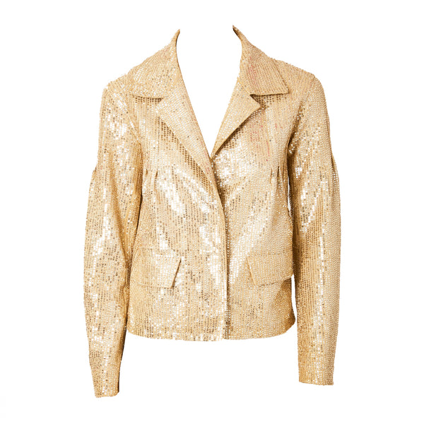 Galliano for Dior Sequined Jacket