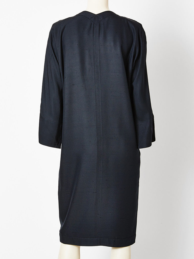 Yves Saint Laurent Silk Day Dress
