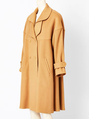 Fendi Wool and Cashmere Coat