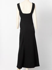 Galanos Empire Waist Gown