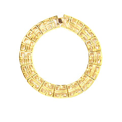 Givenchy Gold Collar Necklace