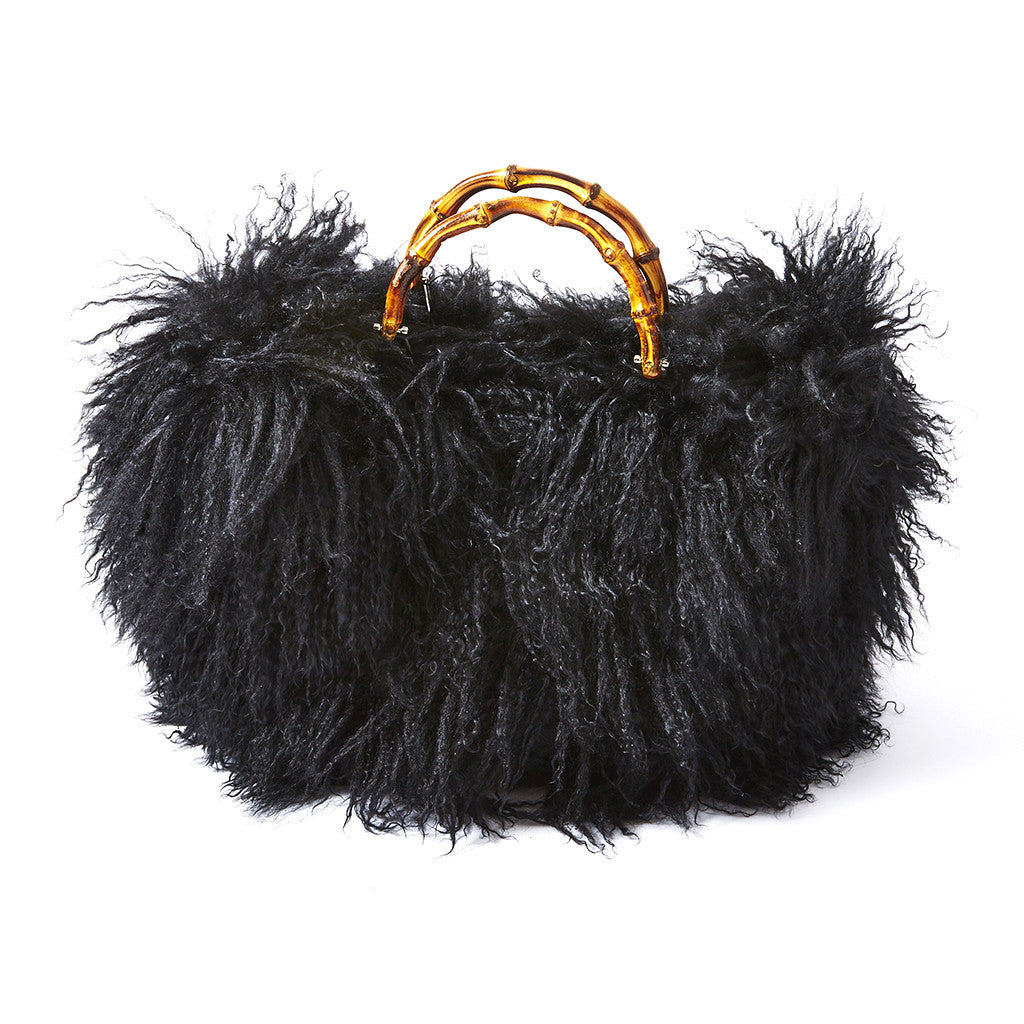 Tom Ford for Gucci Mongolian Lamb Bag