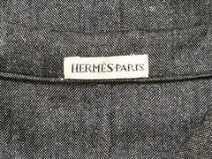 Hermes Wool Flannel Pant Ensemble