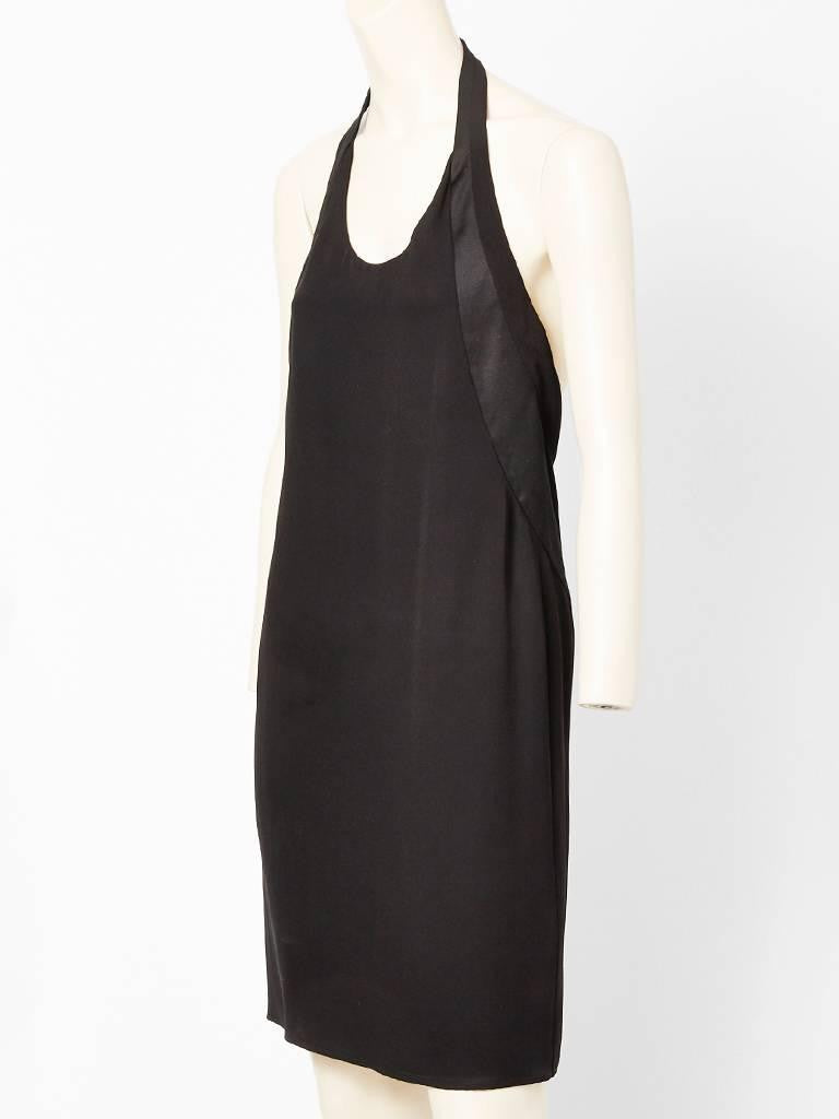 Martin Margiela For Hermes Halter Dress