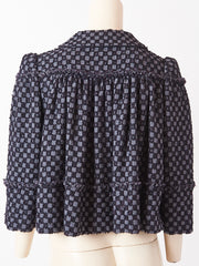 Isabel Toledo Cropped Jacket