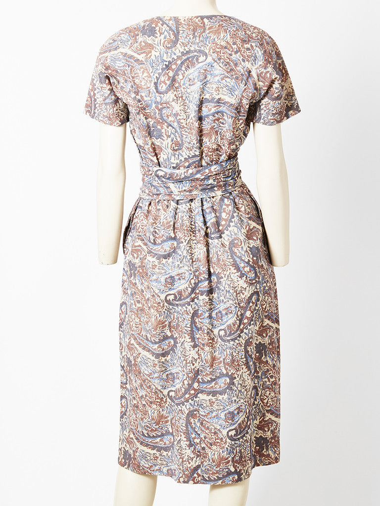 Claire McCardell Day Dress