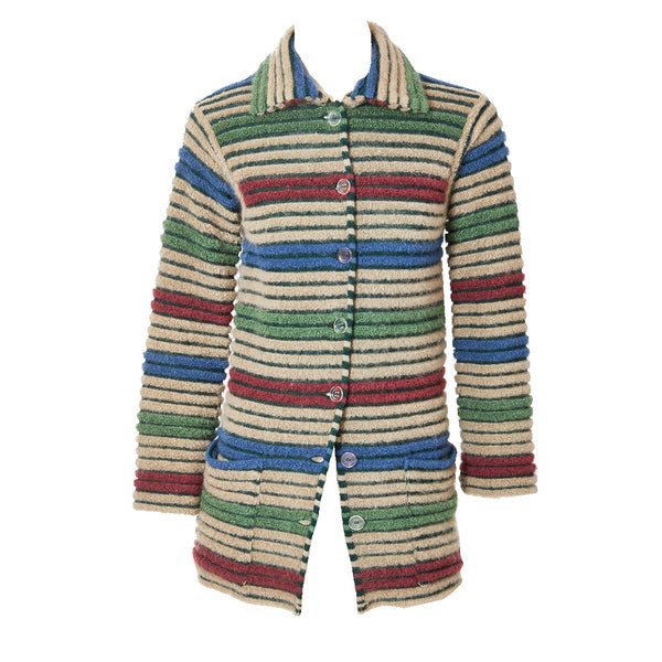Missoni Ribbed Cardigan