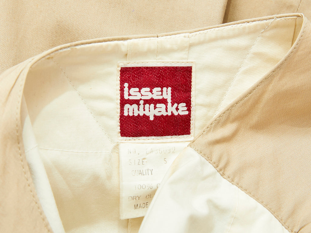 Miyake Double Face Cotton Jacket