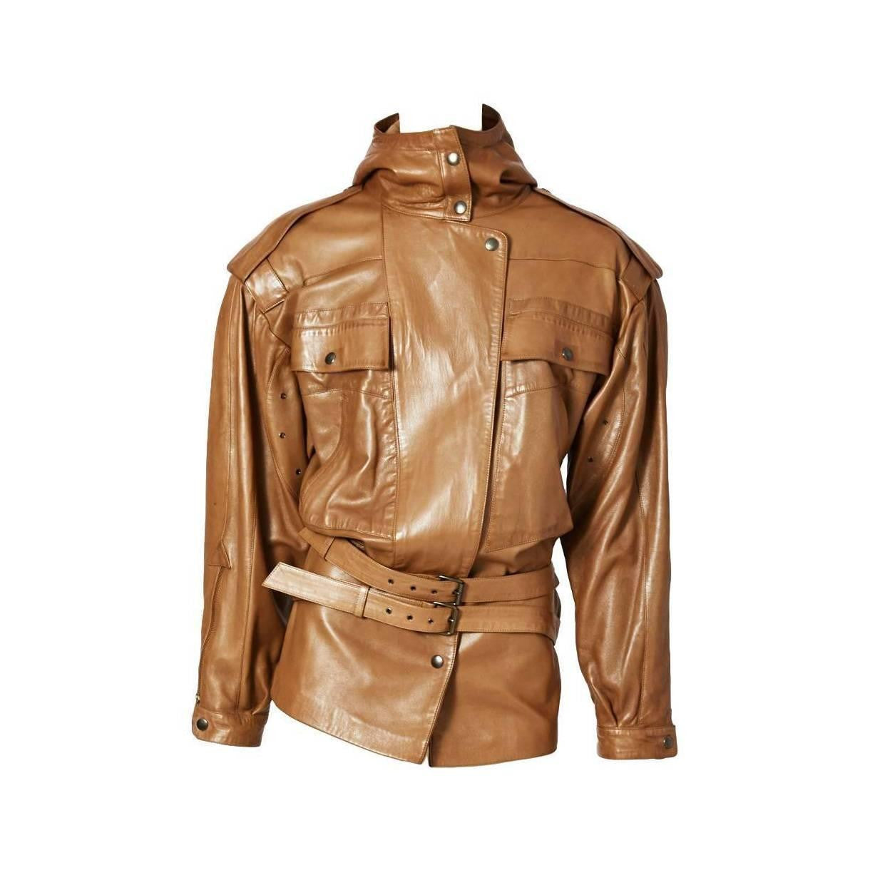 Montana Leather Jacket