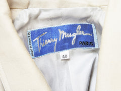 Thierry Muglar Laced Summer Skirt Suit