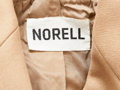 Norman Norell Blazer with Braided Trim