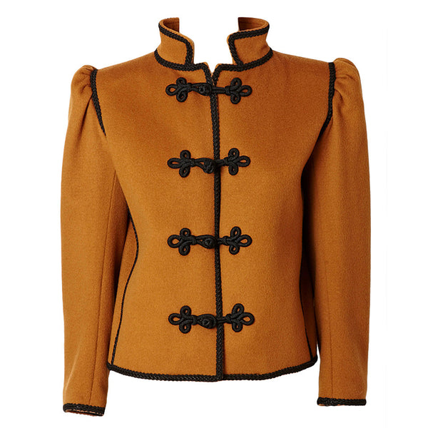 Yves Saint Laurent Russian Collection Jacket