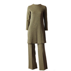 Rudi Gernreich Knit Tunic and Pant Ensemble
