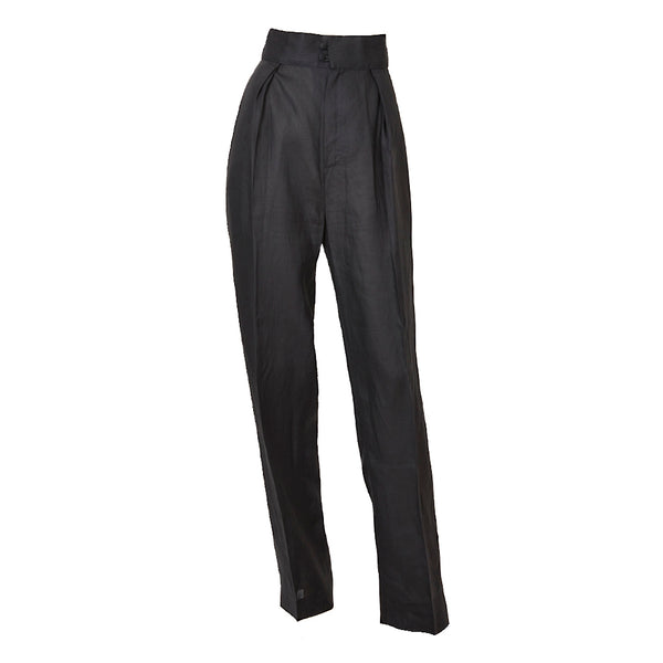 Shamask Linen High Waisted Trouser
