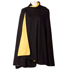 Isabel Canovas Reversible Silk Knit Cape