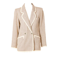 Yves Saint Laurent Summer Blazer