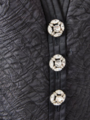 Yves Saint Laurent Rive Gauche Quilted Evening Jacket