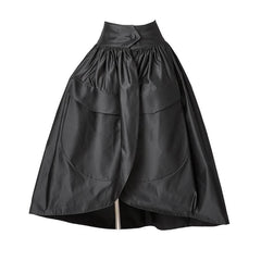 Yves Saint Laurent High Waist Skirt