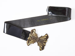 Yves Saint Laurent Butterfly Belt