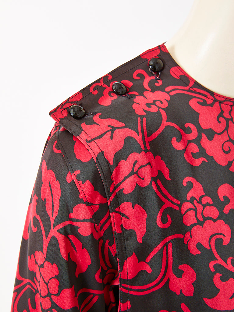 Yves Saint Laurent Chinese Collection Tunic