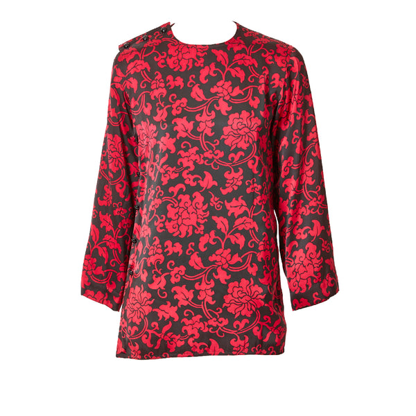 Yves Saint Laurent Cninese Collection Tunic