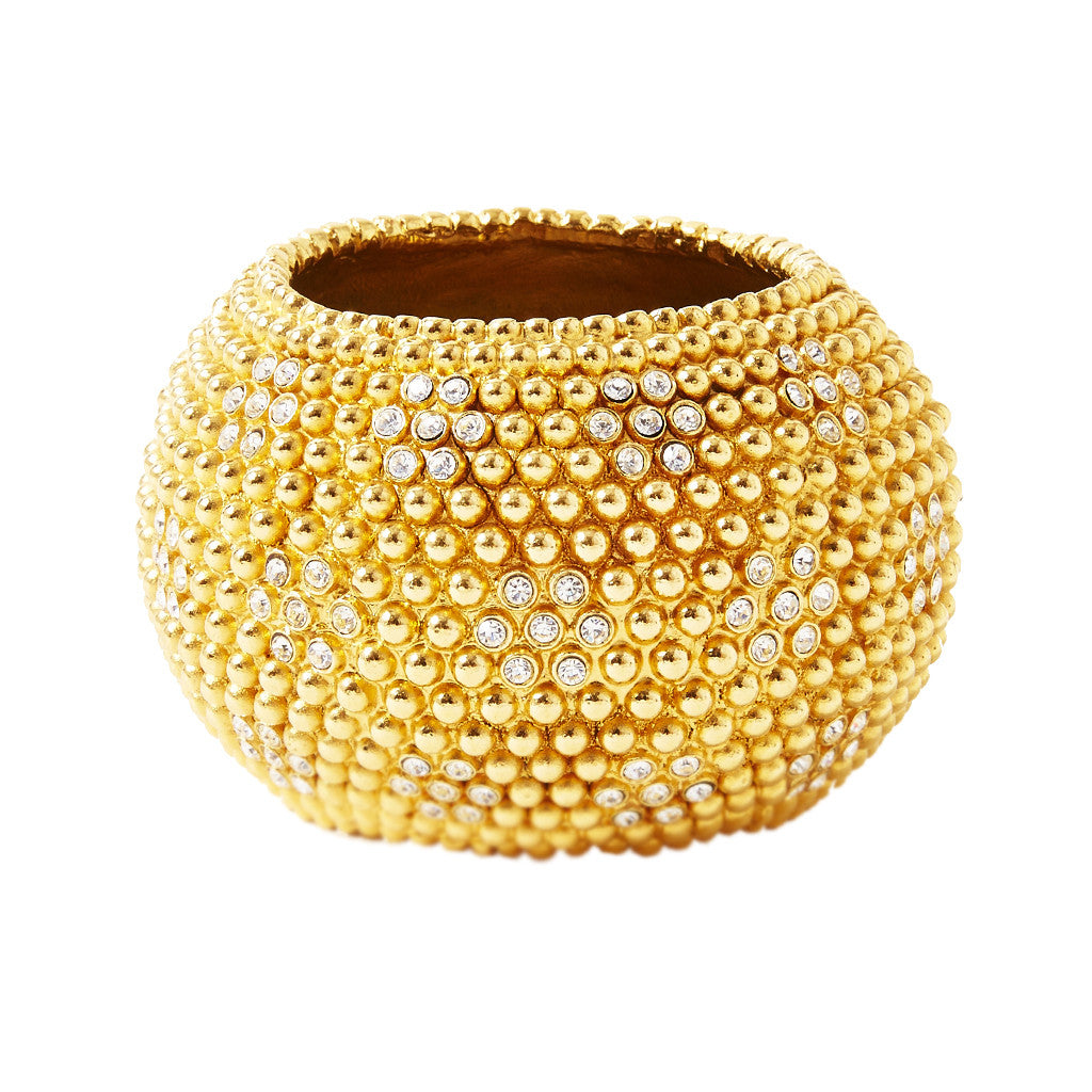 Yves Saint Laurent Jeweled Cuff