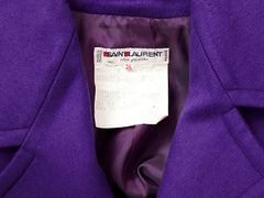 Yves Saint Laurent Blouson Jacket