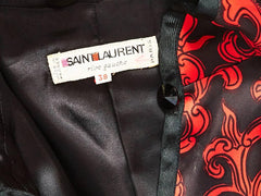 Yves Saint Laurent Chinese Collection Ensemble