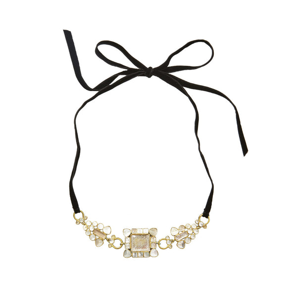 Tom Ford for Yves Saint Laurent Victorian Style Chocker