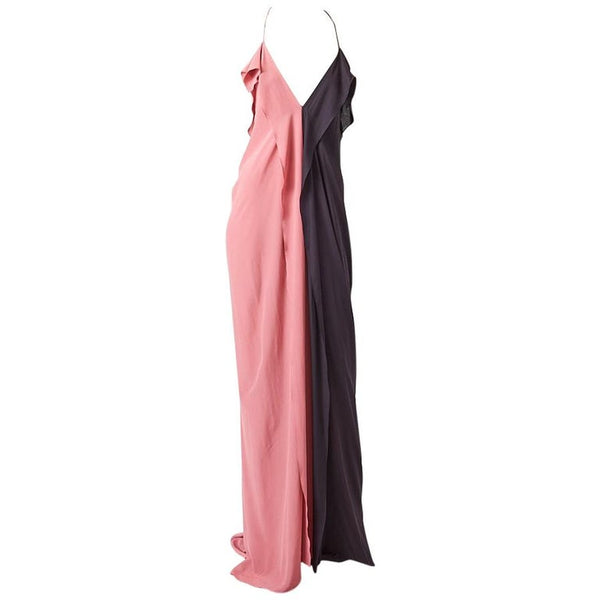 Lanvin Silk Slip Dress