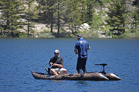Fall Fishing Guide To The Sierra: The Scout 365