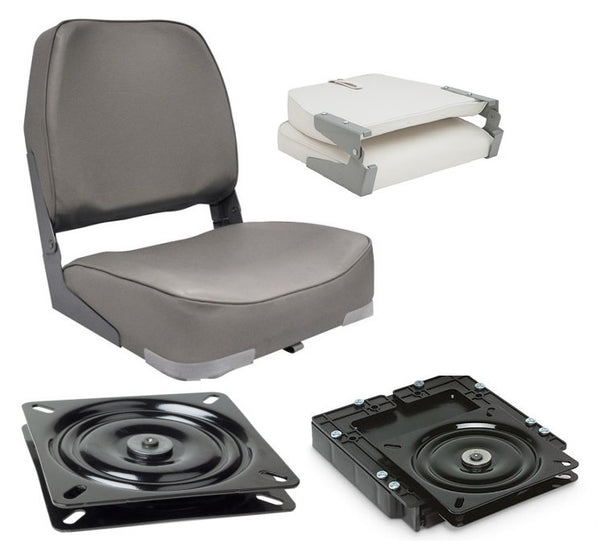 Bass Swivel Folding Seat