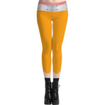 Girls' Education - Yellow Pencil Legging - R.O.S.E. clothing