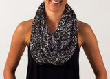 Girls' Education - Composition Notebook Unisex Infinity Scarf - R.O.S.E. clothing
