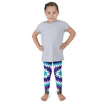 Empower Native Youth - Lakota Star with grey kid's leggings - R.O.S.E. clothing