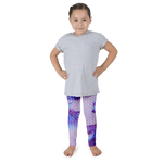 Empower Native Youth - Lakota Star kid's Leggings - R.O.S.E. clothing