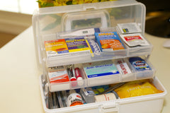 Student Safety | College Student First Aid Kit