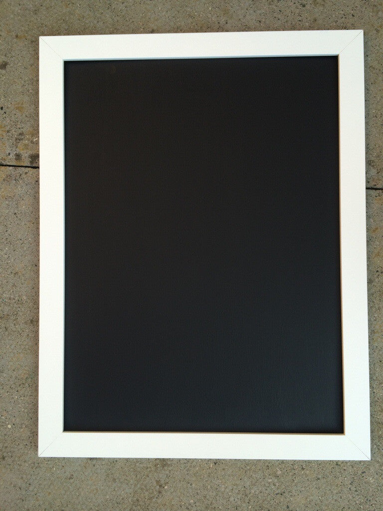 How to make a Chalk Board using a Photo Frame