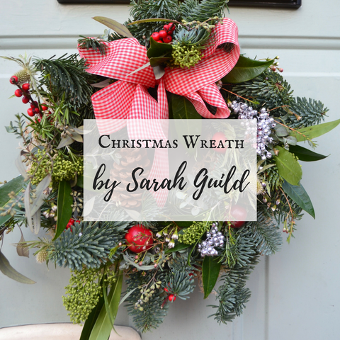 Sarah Guild Designs Christmas Wreaths