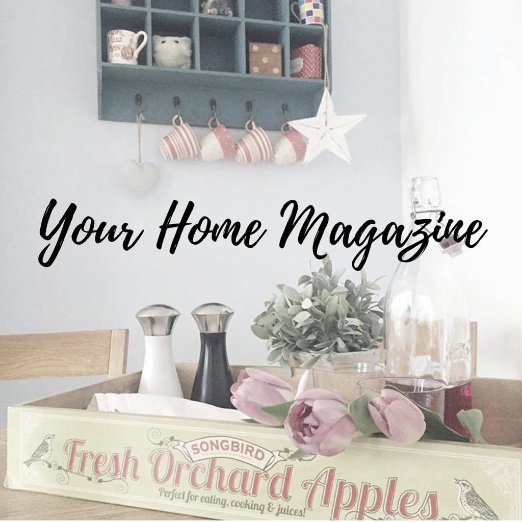 My home was featured in Your Home Magazine!