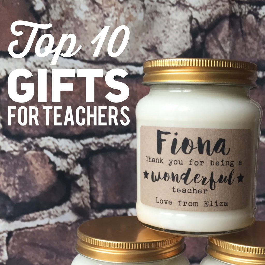 Top 10 End of Year Presents for Teachers