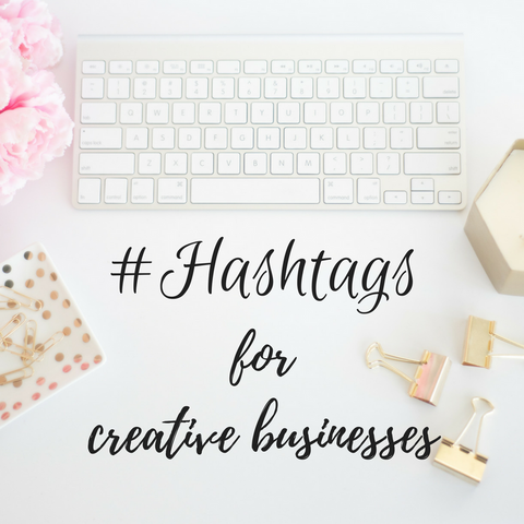 #hashtags for creative businesses